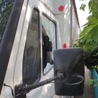 The Ration Box burger van has been broken into leaving the owners frustrated