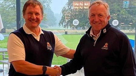 Ely City Golf Club duo win place on PGA final