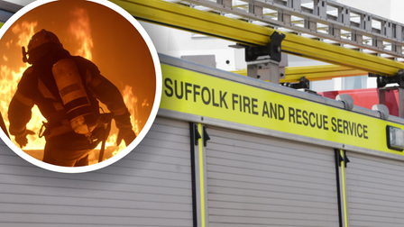 Around one in nine buildings in Suffolk failed fire safety regulations
