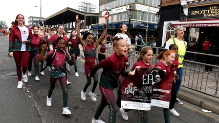 The annual youth parade to celebrate the borough's inspirational young people and the positive contr