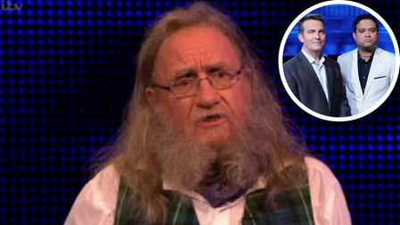 The Chase Paul Sinha paid tribute to Wymondham's Pete Green