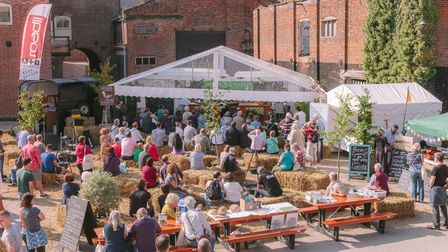 Aldeburgh Food and Drink Festival celebrates Suffolk produce at Snape on September 25-26