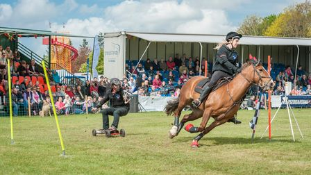The Horseboarding UK Championships will take place at the East Anglian Game and Country Fair 2021.