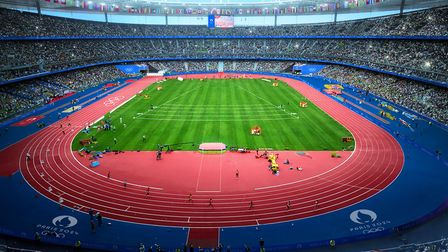 The Stade de France, one of the venues for the 2024 Games. Pic: Paris 2024 (All rights reserved)