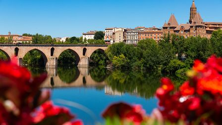 Tarn river and the city of Montauban (c) JackF / Getty Images