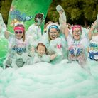 The EACH Bubble Rush is coming to King's Lynn this weekend.