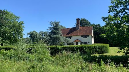 High House Farm, in Boulge near Woodbridge, Suffolk, is for sale for £1.65m