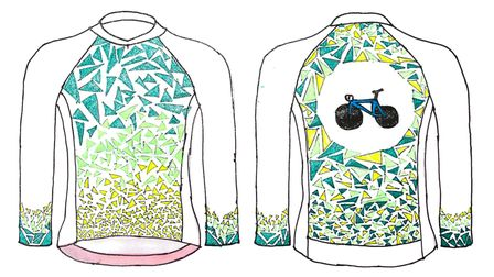 Eloise Ward's winning design for the Stage 6 under 15s category