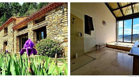 Six-bed barn conversion in Hérault, ¬€220,000