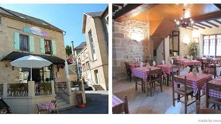 Restaurant and accommodation in Creuse village, ¬120,000