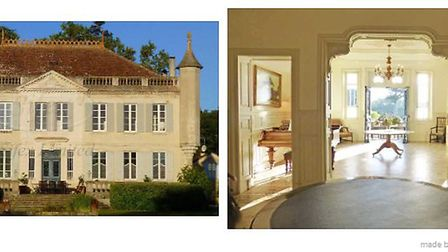 16-bedroom château in Gers, ¬2.5m