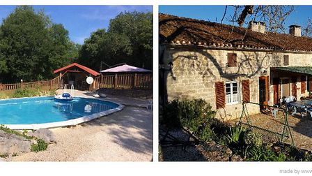 Four-bedroom house with pool in Lot, ¬€179,000