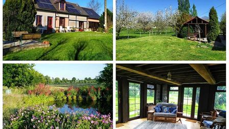 Two-bedroom farmhouse/smallholding in Manche, just 90,000 euros