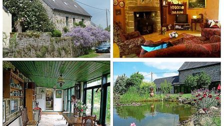 Three-bed house with an orchard in Mayenne, 159,000 euros
