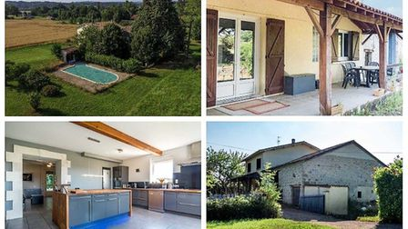 Renovated farmhouse with pool and five acres in Lot-et-Garonne, 340,000 euros