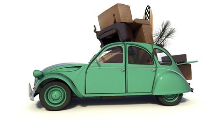 There are new rules for moving items to France (c) gunnarAssmy - GettyImages