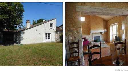 Four-bed character home in Dordogne, 280,000 euros (FrancePropertyShop.com)