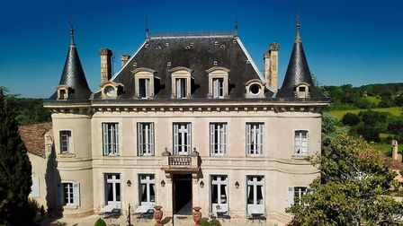 19th-century chateau near Monpazier in Dordogne, with 17 bedrooms and swimming pool, 1.2m euros (Bea