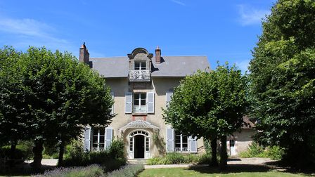 Eight-bedroom chateau-style 19th-century property in Haute-Vienne, 499,000 euros (BeauxVillages.com)