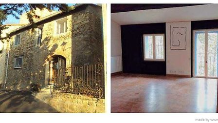 Traditional two-bedroom house in Pyrenees-Orientales