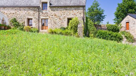 Properties with land are tempting but how much space do you need? Even a small lawn can take a lot o