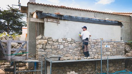 Think carefully about how you'll tackle a property renovation (©Getty/PierreOlivierClementMantion)