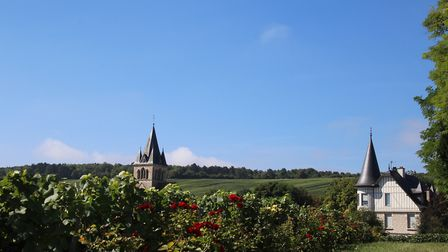 The Marne countryside is peppered with pretty villages (©Janine Marsh)