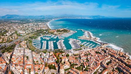 Antibes and the French Riviera coast are a Bond favourite (©Saiko3p/Getty)