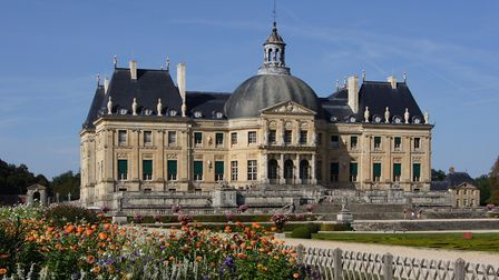 Château Vaux le Vicomte in Seine-et-Marne, appeared in Moonraker