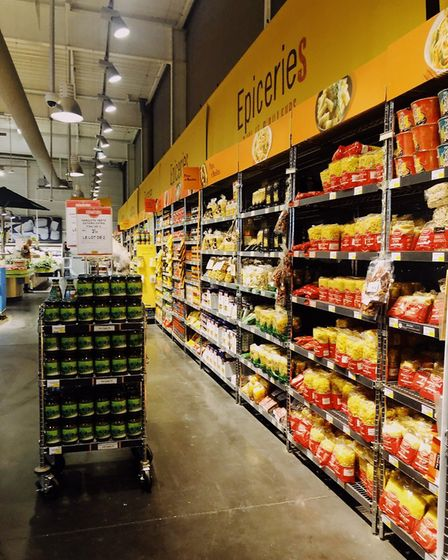Check the advertised offers from French supermarkets