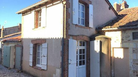 You could buy this habitable house in Charente for under €20,000