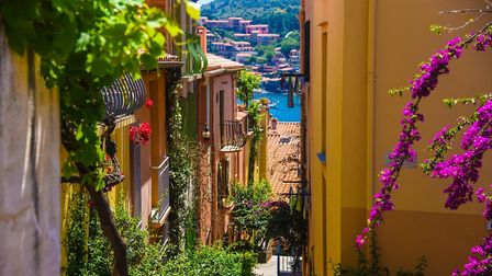 Colourful Collioure which captured the imaginations of Matiisse and Rennie Mackintosh