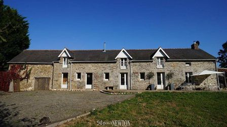 Longere for sale in Morbihan with Agence Newton