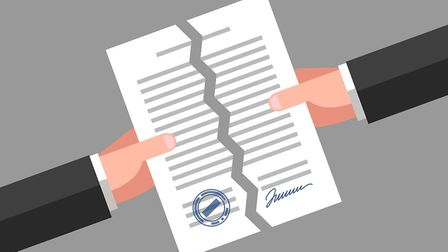 You may believe you have a contract in place but you should make sure that the offer is valid