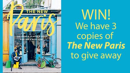 Enter our competition for your chance to win a copy of the book, The New Paris: The People, Places a