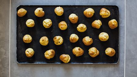 Gougères au Fromage © River Thompson / France from the Source