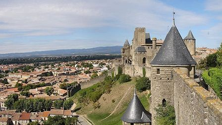 Explore the historic city of Carcassonne © Pinpin / CC BY SA 3.0