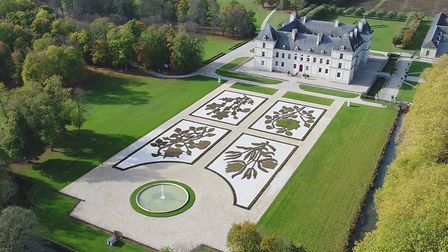 Burgundy-Franche-Comté is home to the largest number of châteaux in France including Château d'Ancy-