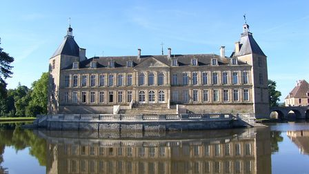 Château de Sully is a great option for a family day out
