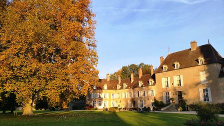 Be treated like a king or queen at Château de Vault-de-Lugny