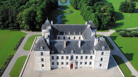 Château d'Ancy is considered to be a jewel of the Renaissance