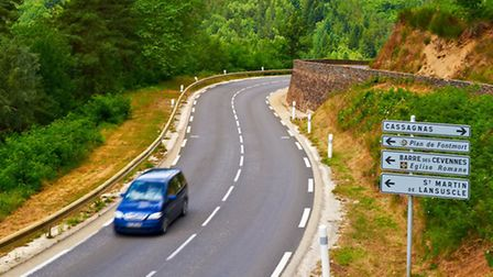 Tips for driving in France © gkuna