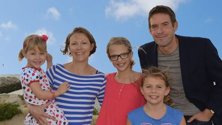 We love the outdoors life in France: the Rolt family