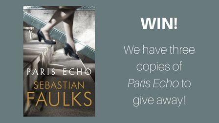 Enter our competition to win Paris Echo