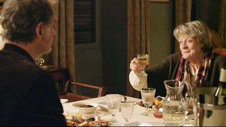 'My Old Lady' stars Kevin Kline and Dame Maggie Smith