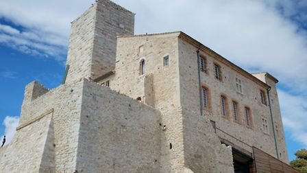 The Picasso Museum in Antibes © Fotolia