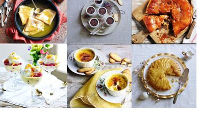 Six classic French desserts © Snap and Stir