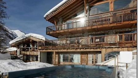 10-bedroom chalet in a sought-after area of Val dIsère, 23m euros