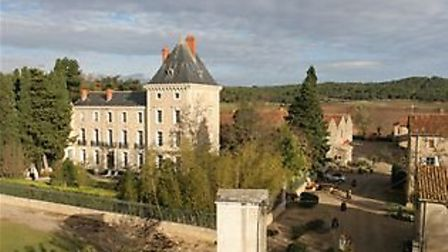 Historic five-bedroom château with two gîtes, a 5* B&B, spa, pool, vineyards, orangery and 87ha grou