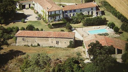 La Flotte, a manor with four gîtes in Charente-Maritime (ID 100427)